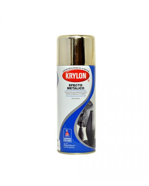 Krylon Spray Metalico Bronce
