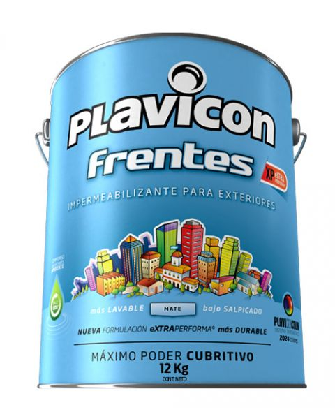 Plavicon Frentes * Blanco X 12 Kg.