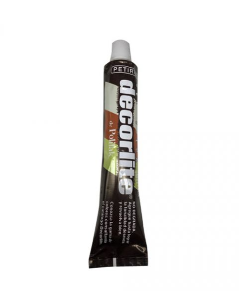 Decorlite Gel Color Ebano X 60 Gr.