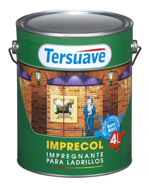 Imprecol Satin.Natural X 4Lt-Tersuave