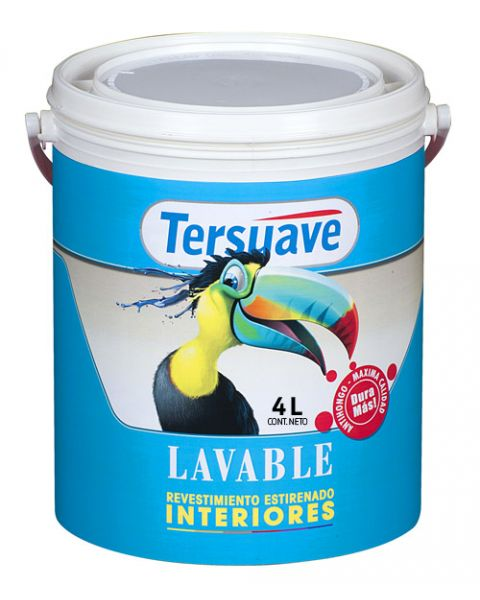 Rev.Lavable Inter. X 4Lt-Tersuave