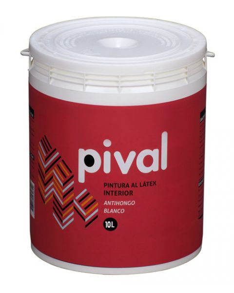 Decolatex Latex Pival Int.X 10lt-Tersuav