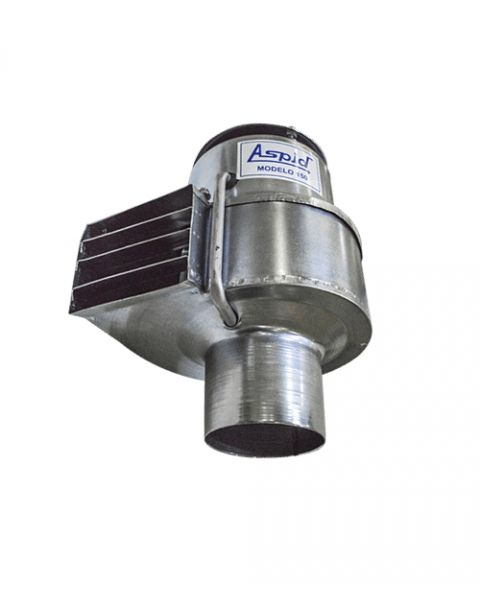 Extractor Aspid Turbo Aspirador Mod. 150
