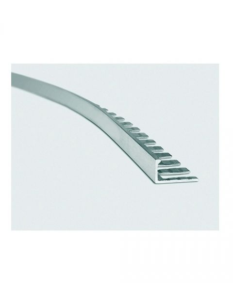 Atrim Varilla Flexible A-Flex 8x2mm x 2.5m Acero Inox. Brillante Cód. 1538