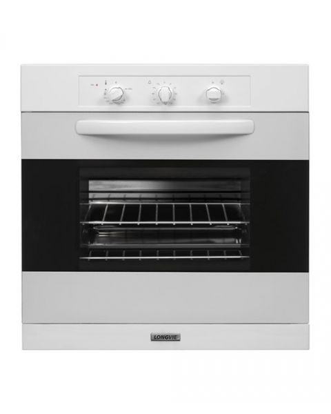 Horno Longvie 60x60 Blanco Multigas H1700BF