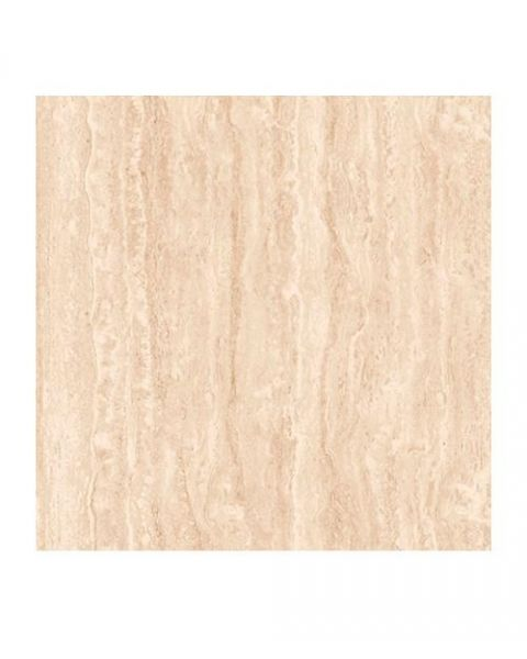 Alberdi Travertino Brillante Porcellanato 1ra 62x62 cm caja por 1,92 m2