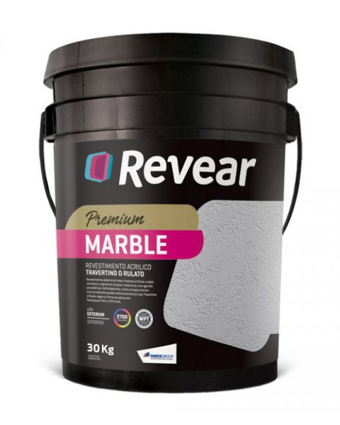 Revear Marble Textura Media Noche Ideal x 30kg