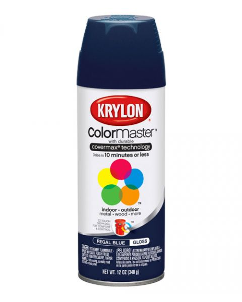 Krylon 5b Azul Real Brillante  340 G